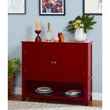 red sideboards u0026 buffets you u0027ll love wayfair