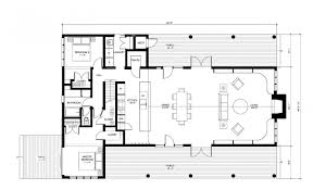 apartments modern farmhouse plans open floor plan modern