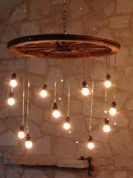 Chandelier Shapes Decor Exciting Shapes Wagon Wheel Chandelier For Home Lighting