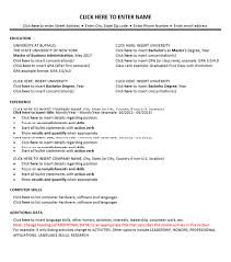 Resume Template With Picture Insert 10 Mba Resume Templates Free Word Pdf Psd