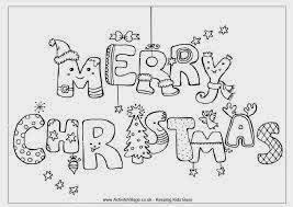 christmas colouring pages print u2013 free christmas coloring