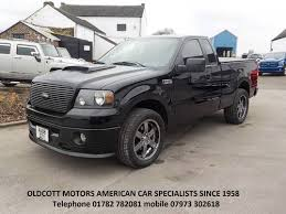 ford f150 uk dealer 2008 ford f150 4 6 litre 2wd auto 2 door 29 000 sold