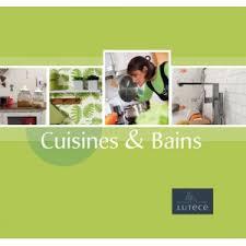 papier peint lutece cuisine lutece cuisines bains delzongle midi pyrénées couleurs et