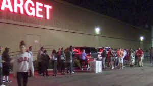 target black friday lines 2016 trolling thanksgiving zombie shoppers youtube