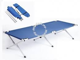 Folding Single Bed Foldable Oxford Cing Cot Single Bed Sports