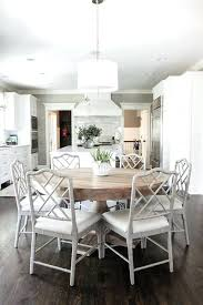 dining table gray wood dining room chairs grey rustic wood