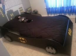bedroom furniture amazing bed frames for kids batmobile