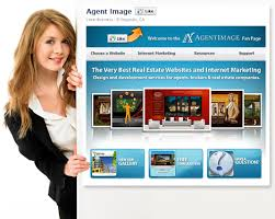 facebook page design real estate marketing by agent image