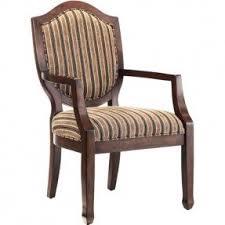 Striped Accent Chair Striped Accent Chair With Arms Foter