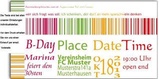 sprüche geburtstagseinladung einladung zum 30 geburtstag spruche vorlagen