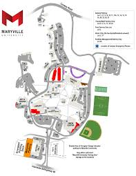 App State Campus Map by Maryville University