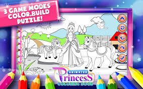 make my own coloring book princess coloring book games android apps on google play