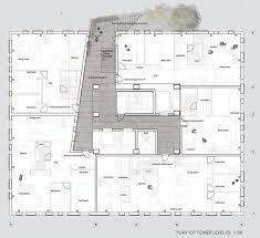 Turning Torso Floor Plan by Rosengård Törnrosen Tower 80m 26fl Skyscrapercity