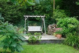 Backyard Cing Ideas For Adults 35 Swingin Backyard Swing Ideas