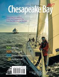 2017 guide to cruising chesapeake bay english chesapeake bay