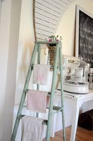 antique painter u0027s ladder we have a couple in our store similar to