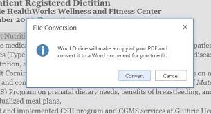 convert pdf to word cutepdf pro how to convert pdfs to word documents pcmag com
