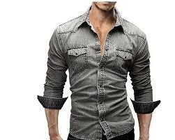 qingyu men shirt brand 2017 male long sleeve shirts casual solid