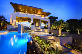 Ideas For Small Front Gardens by Contemporary Home In Melbourne With Resort Style Modern Plus Small