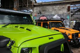 yellow jeep 4 door jpa steel highflow heat reduction bonnet hood for jk wrangler 07