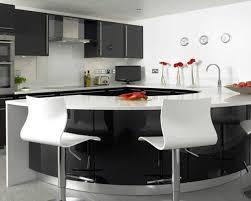 kitchen design breakfast bar elegant kitchen with modern breakfast bar also minimalist kitchen