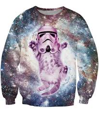 wars sweater cat stormtrooper wars sweater