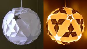 Diy Lantern Lights Diy Paper Lantern Learn How To Make A Puzzle Iq