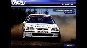 mobil honda civic mobil 1 rally championship all cars honda civic vti youtube