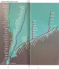 Metro North New Haven Line Map by Tuesday Tour Of Metro North A New System Map U2013 I Ride The Harlem