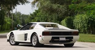 Wolf Of Wall Street U0027s Ferrari Testarossa Is For Sale Insidehook