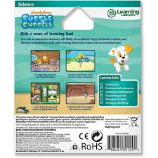 bubble guppies halloween party games leapfrog leapster explorer learning game nickelodeon bubble