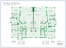 earth contact homes floor plans na hale o makena for sale 3 condos median 2 45m