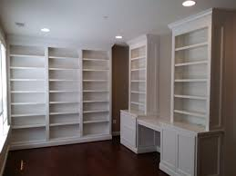 Bookcase With Filing Cabinet Built Ins U0026 Bookcases Mitre Contracting Inc