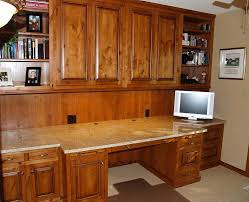 Built In Desk by Built In Desk Granite Top Home Office Austin With Stagers