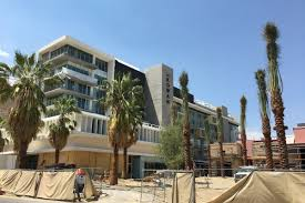 Palm Springs Zip Code Map by What To Know About Palm Springs U0027 New Kimpton Hotel Project Eater La