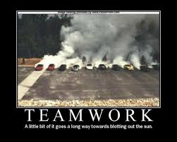 Team Work Meme - teamwork because together we can accomplish anything 17 funniest
