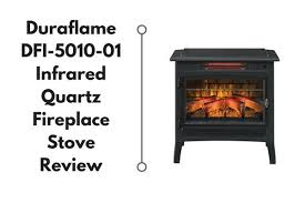 Infrared Quartz Fireplace by Duraflame Dfi 5010 01 Infrared Quartz Fireplace Stove Review
