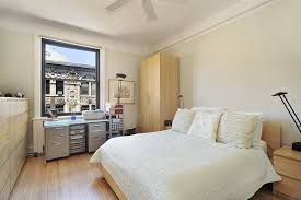 contemporary master bedroom with crown molding u0026 ceiling fan