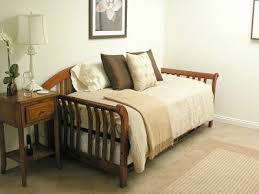 trundle frame on bedroom w daybed pop up trundle can be joined to