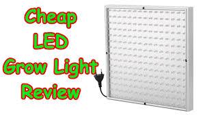1000 watt led grow light reviews led grow light review youtube
