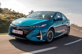 toyota hybrid cars toyota prius plug in 2017 review by car magazine