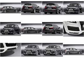Audi Q7 Modified - caractere modified the audi q7 suv