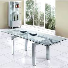 Glass Extendable Dining Table And 6 Chairs Extendable Dining Table Grapevine Project Info