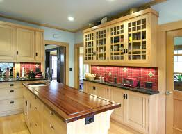 Kitchen Cabinets Craftsman Style Mission Style Kitchen Cabinets