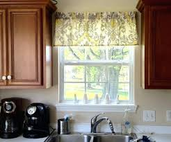 Kitchen Sink Curtain Ideas Kitchen Sink Window Curtain Ideas Treatments Decorating Above