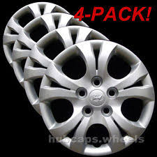 2009 hyundai elantra hubcaps hyundai no warranty car truck hub caps ebay