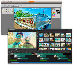 photo video editing software u2013 corel photo video bundle