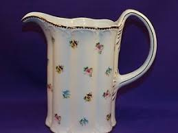 i godinger co rosebud i godinger co rosebud pattern porcelain 7 water pitcher