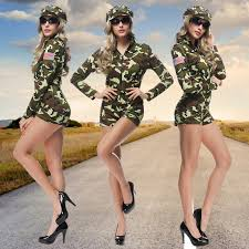 Womens Camo Halloween Costumes Compare Prices Halloween Army Costumes Shopping Buy