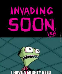 Invader Zim Memes - holy sh t invader zim is coming back by loriloud meme center